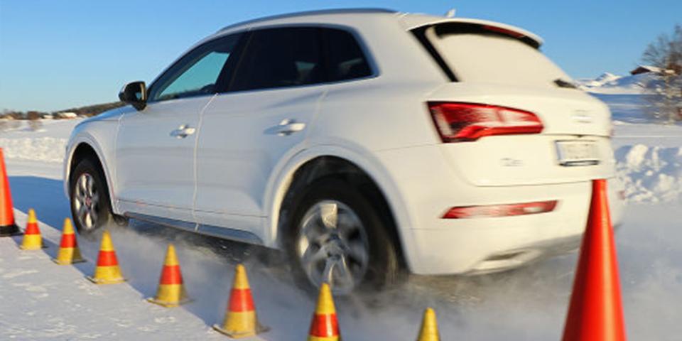 AutoBild opony zimowe SUV 2018 na śniegu