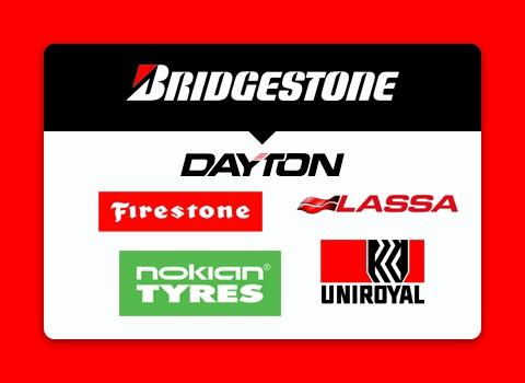 Marki grupy Bridgestone