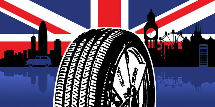 Brytyjskie marki opon