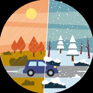 opony do jazdy w trudnych warunkach