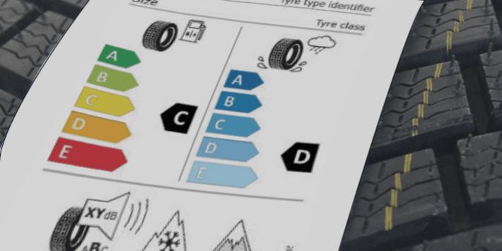 Naucz się odczytywać etykiety opon
