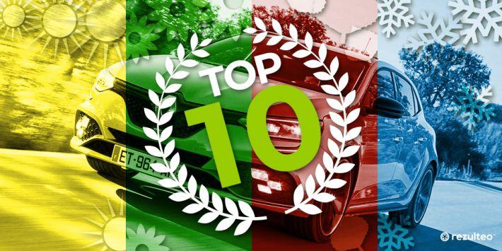 Poznaj 10 najlepszych opon całorocznych wybranych przez naszych ekspertów!