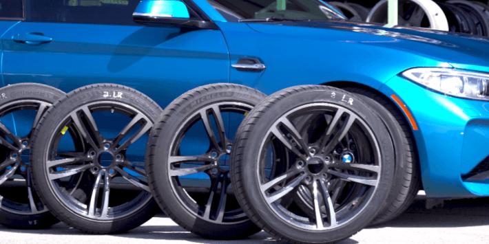 Tyre Reviews przetestował 8 modeli opon Ultra High Performance na BMW M2