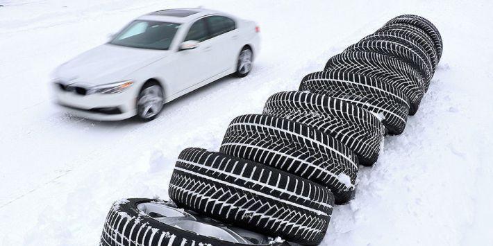 Auto Bild porównuje 10 opon zimowych UHP