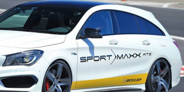 Próba opony Dunlop Sport Maxx RT2