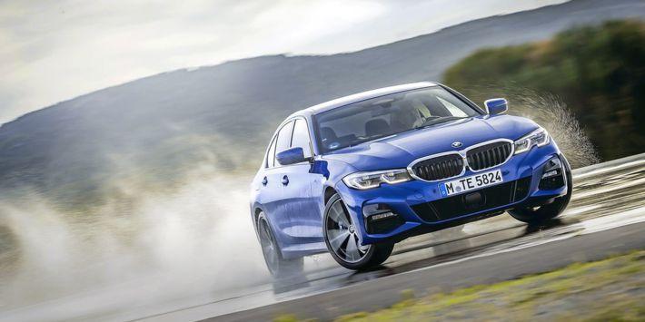 Ranking opon Ultra High Performance wg testów Auto Motor und Sport – test opon letnich na BMW