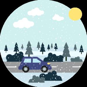 opony do jazdy w zimowych warunkach