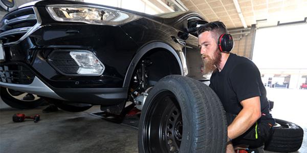 Ranking opon letnich – montaż ogumienia do SUV-ów