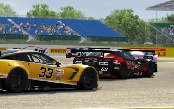 Pirelli na zawodach e-sportowych