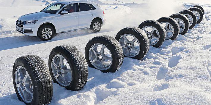 Auto Bild opony zimowe 2018 do SUV-a