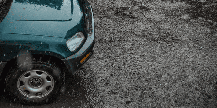 Jazda w deszczu – dobry stan techniczny ogumienia gwarancją bezpieczeństwa