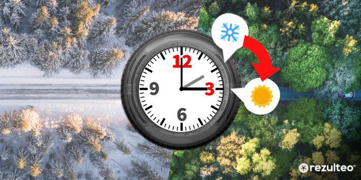Kiedy zmienić opony zimowe na letnie?