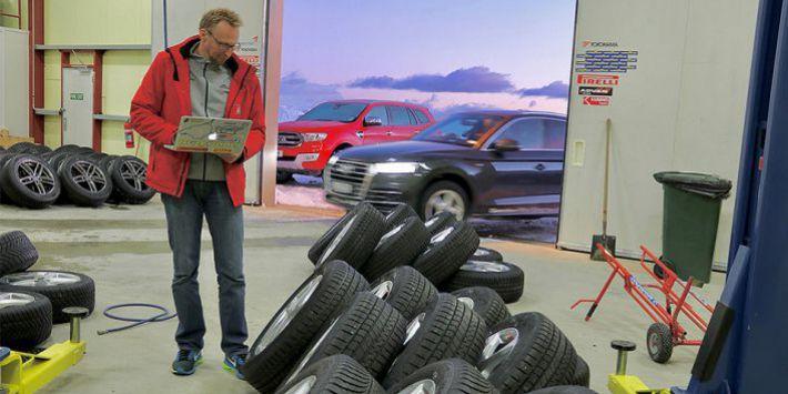 Najlepsze opony wielosezonowe do SUV-a na rok 2019, wg magazynu Auto Bild