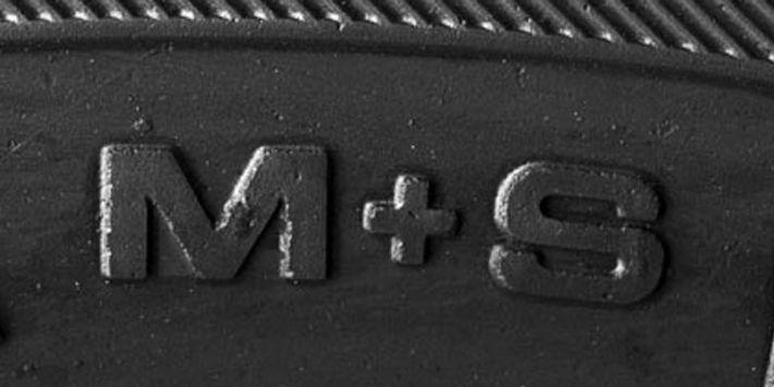 Oznaczenie M+S