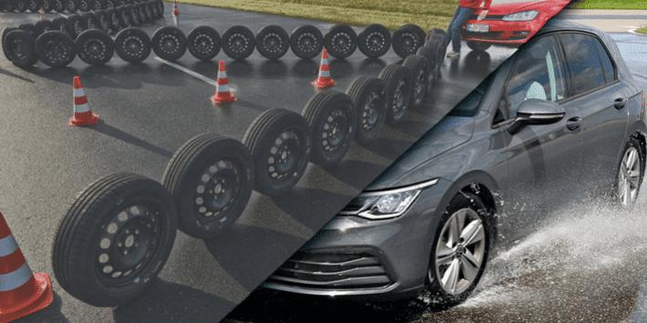 Test i ranking opon letnich w Auto Bild