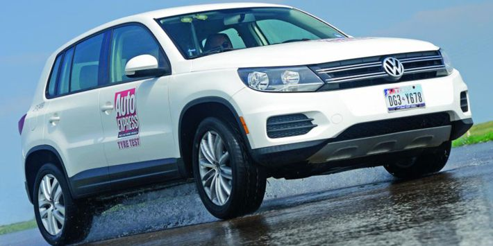 Test opon SUV wykonany przez AutoExpress