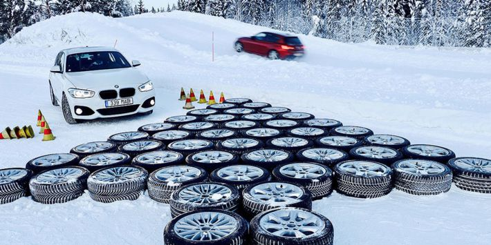Test opon zimowych 2019 do sedana i minivana - Auto Bild